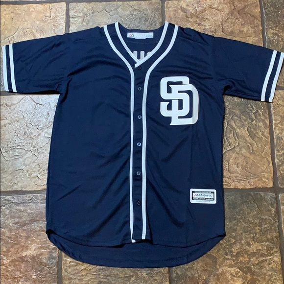 size 40 12e0c 75568 Manny Machado - San Diego Padres Jersey